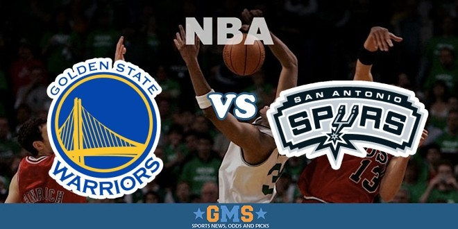 NBA 17/18, RS: Golden State Warriors @ San Antonio Spurs (02.11.2017)