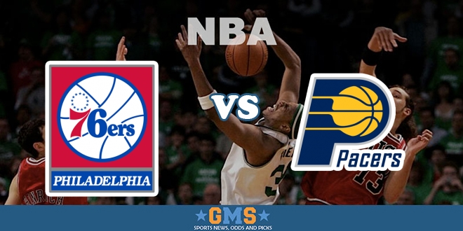 NBA 17/18, RS: Indiana Pacers@Philadelphia 76ers (03.11.2017)