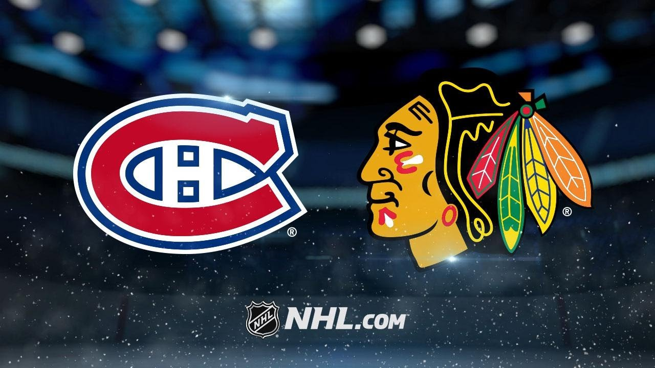 NHL 17/18, RS: Montreal Canadiens - Chicago Blackhawks (05.11.2017)
