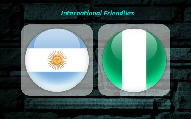 Аргентина – Нигерия