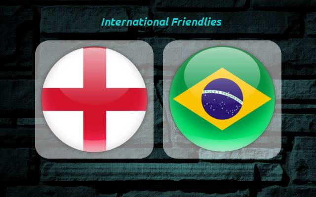 Англия – Бразилия
