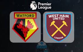 Уотфорд - Вест Хэм обзор матча (19.11.2017)