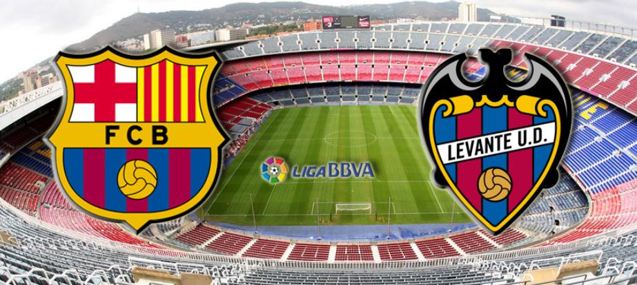 Барселона леванте smotret online