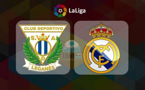 Леганес – Реал Мадрид обзор матча (18.01.2018)