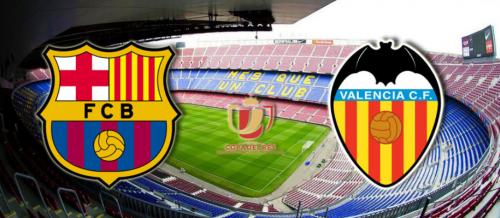Барселона – Валенсия обзор матча (01.02.2018)