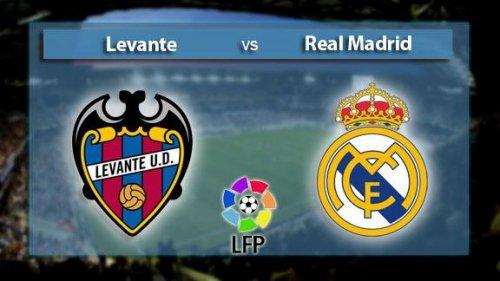 Леванте – Реал Мадрид обзор матча (03.02.2018)
