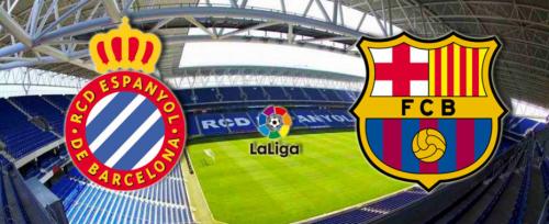 Эспаньол – Барселона обзор матча (04.02.2018)