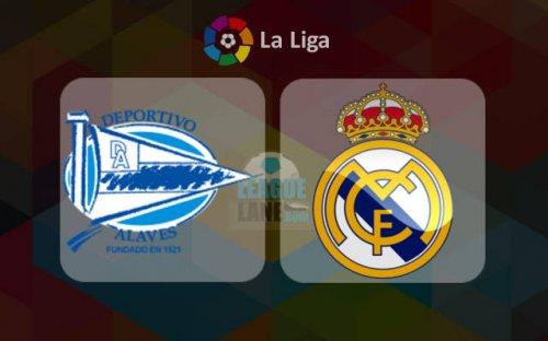 Реал Мадрид – Алавес обзор матча (24.02.2018)