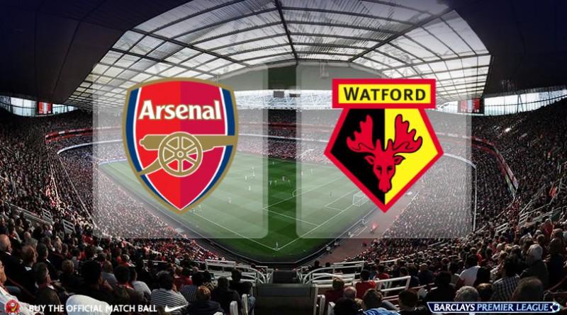 Арсенал - Уотфорд