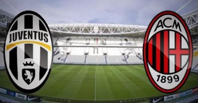 Милан ювентус 1- 2 повтор матча
