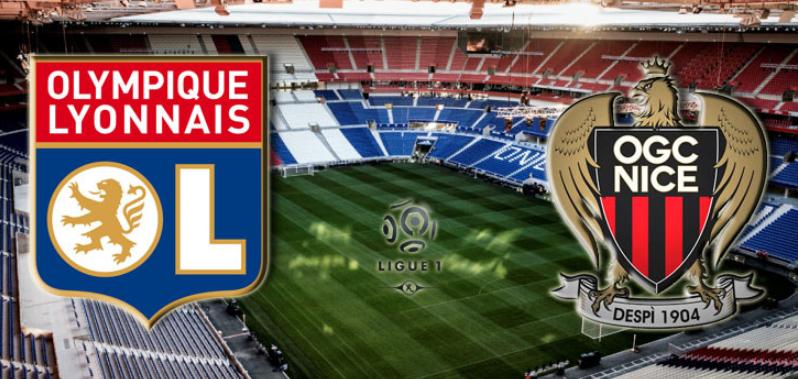 Лион - Ницца (19.05.2018) | Французская Лига 1 2017/18