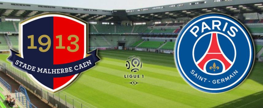 Кан - ПСЖ (19.05.2018) | Французская Лига 1 2017/18