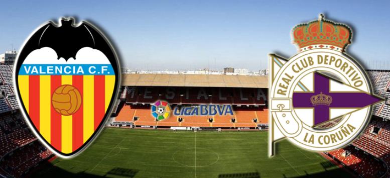 Валенсия - Депортиво (20.05.2018) | Чемпионат Испании 2017/18