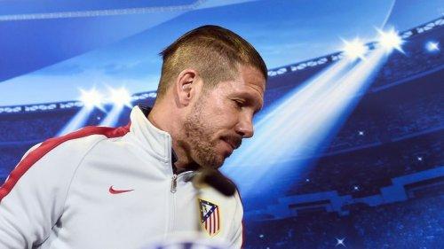 Симеоне: Атлетико должен победить в Лиге Европы