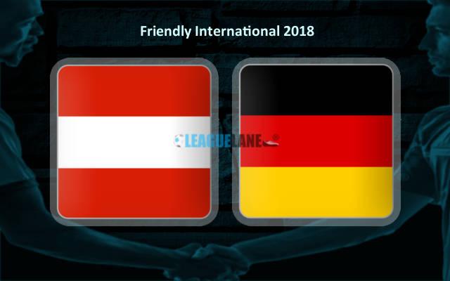 Австрия – Германия (02.06.2018)   Товарищеский матч 2018