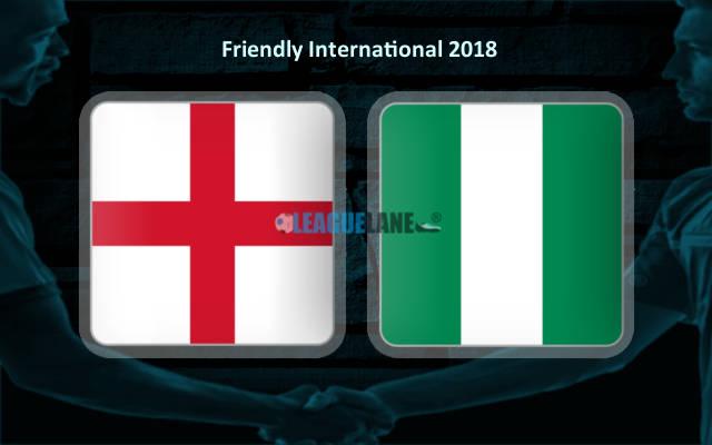 Англия – Нигерия