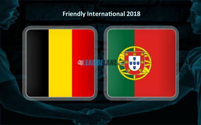Бельгия – Португалия (02.06.2018)   Товарищеский матч 2018