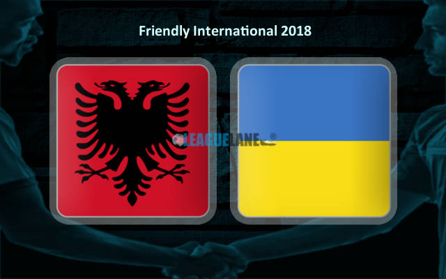Албания – Украина