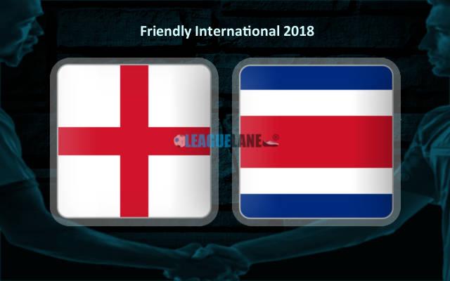 Англия – Коста-Рика