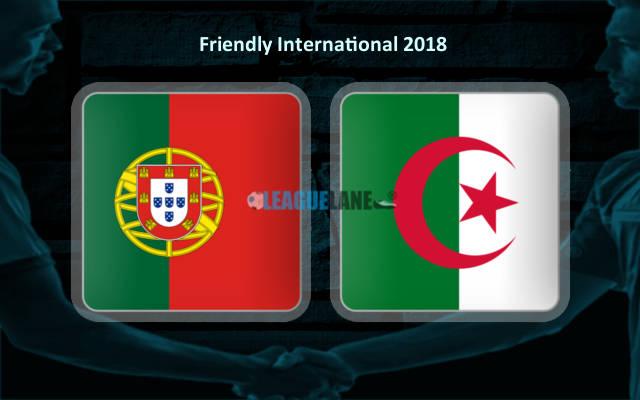 Португалия – Алжир