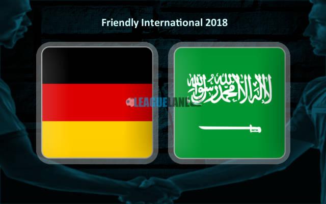 Германия – Саудовская Аравия