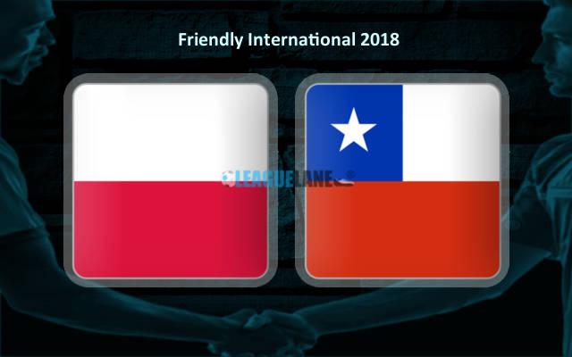 Польша – Чили (08.06.2018) | Товарищеский матч 2018