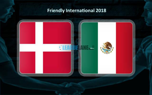Дания – Мексика