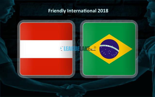 Австрия – Бразилия