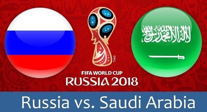 Россия – Саудовская Аравия (14.06.2018) | Чемпионат Мира 2018
