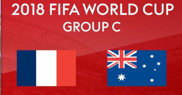 Франция – Австралия