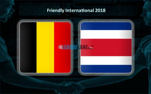 Бельгия – Коста-Рика