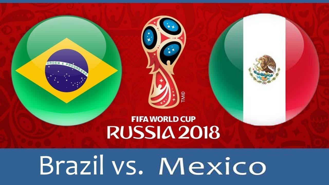 Бразилия – Мексика