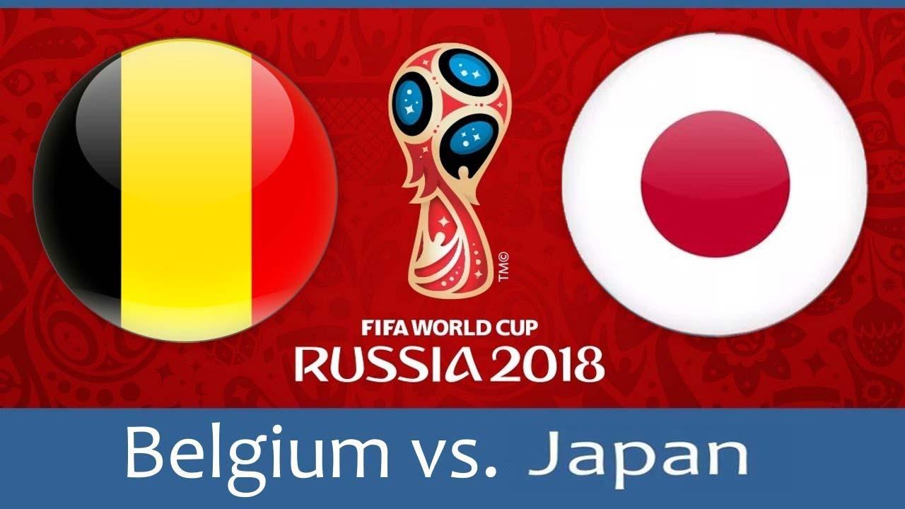Бельгия – Япония