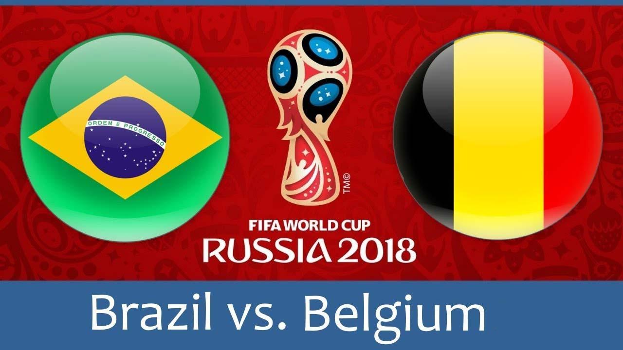 Бразилия – Бельгия
