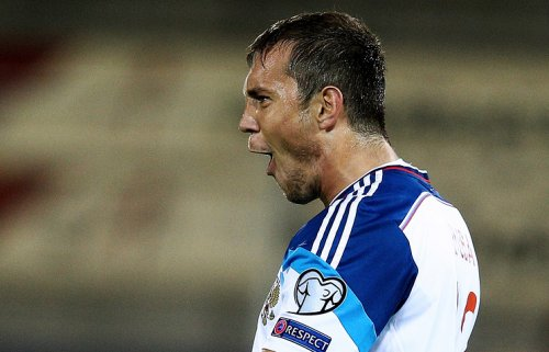 Фердинанд: Дзюба мог бы стать звездой в АПЛ