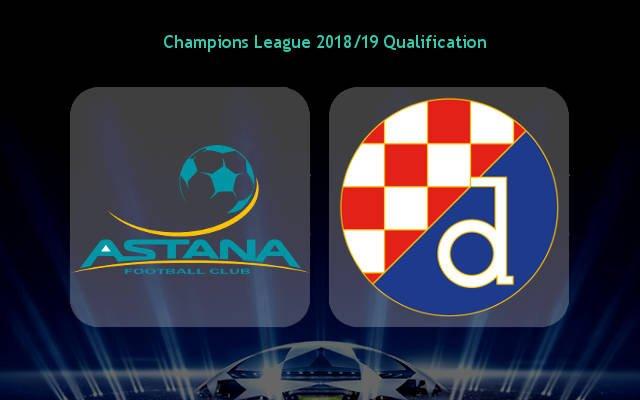 Астана – Динамо Загреб