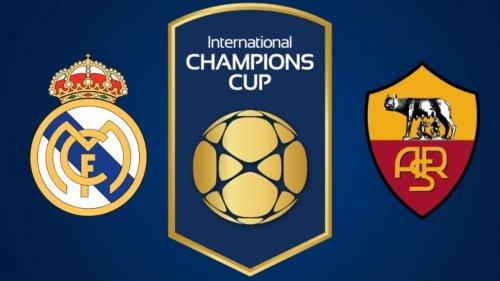 Реал Мадрид – Рома