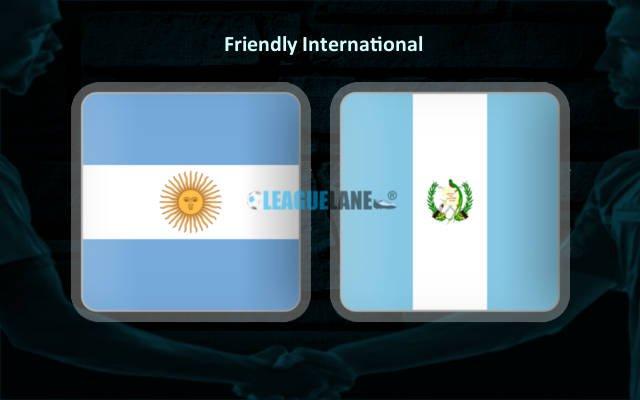 Аргентина – Гватемала
