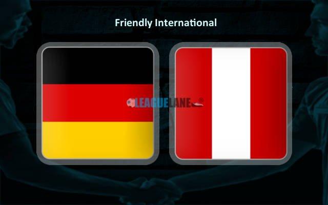 Германия – Перу