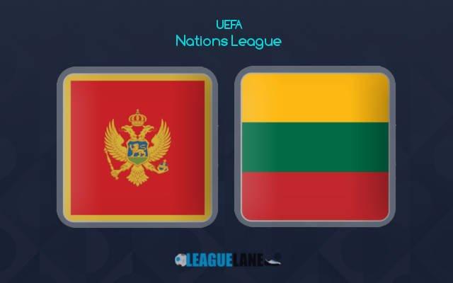 Черногория – Литва