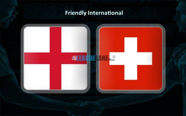 Англия – Швейцария