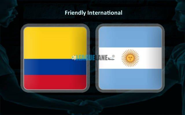 Колумбия – Аргентина