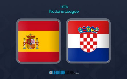 Испания – Хорватия обзор матча (11.09.2018)