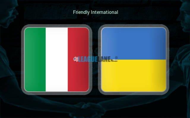 Италия – Украина