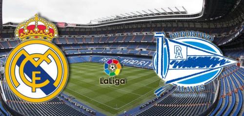 Реал Мадрид - Алавес обзор матча (03.02.2019)