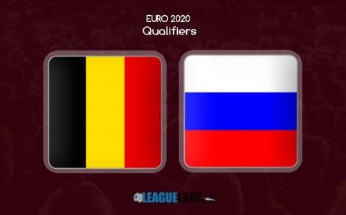 Бельгия – Россия обзор матча (21.03.2019)