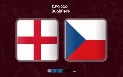 Англия - Чехия обзор матча (22.03.2019)