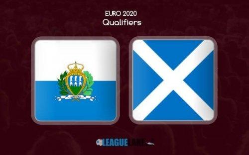 Сан-Марино - Шотландия обзор матча (24.03.2019)