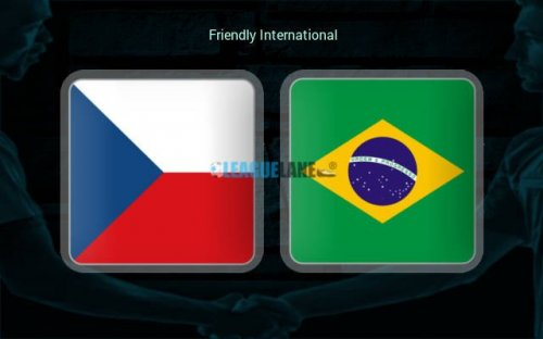 Чехия - Бразилия обзор матча (26.03.2019)