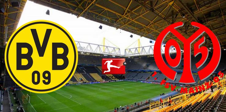Смотреть футбол борусия д майнц